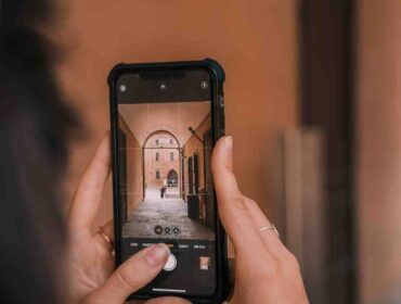 Comment flouter une photo samsung s9 ?