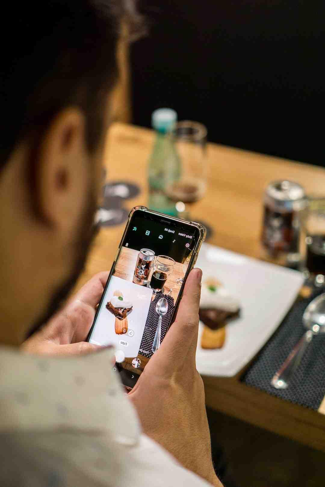 Comment transférer des photos d'un Samsung a un iPhone ?