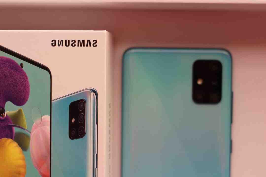 Quand est sorti le Samsung A52 5G ?