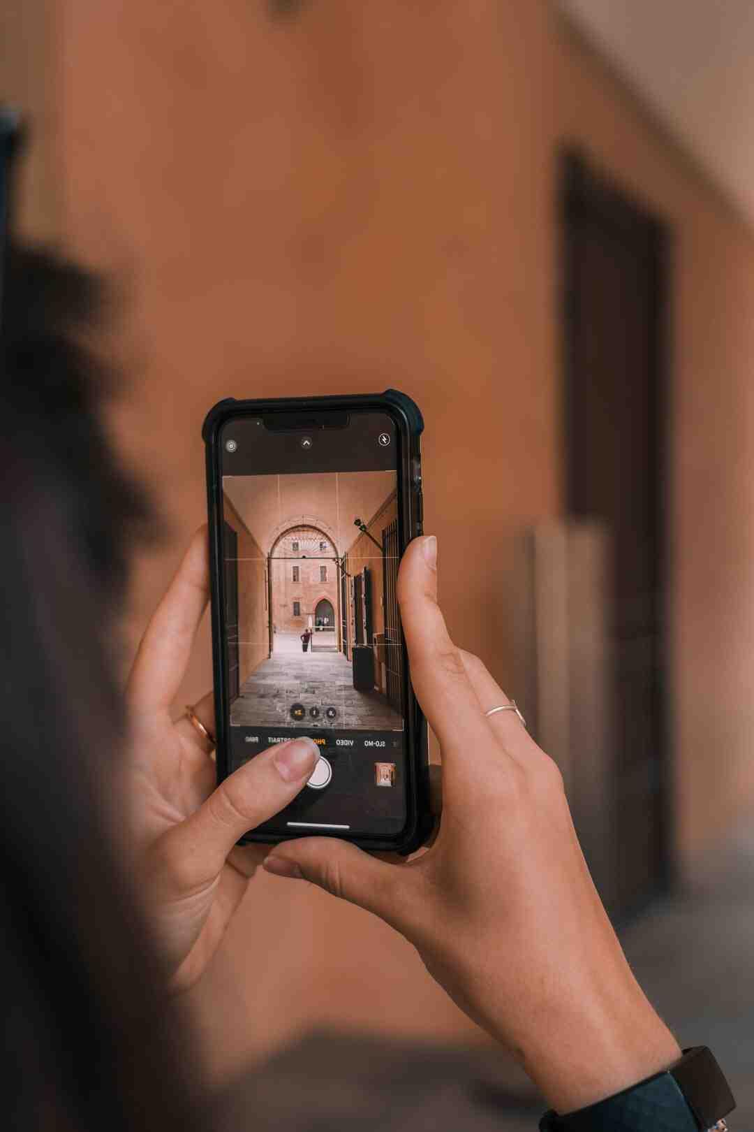 Quel est le meilleur smartphone pour filmer ?