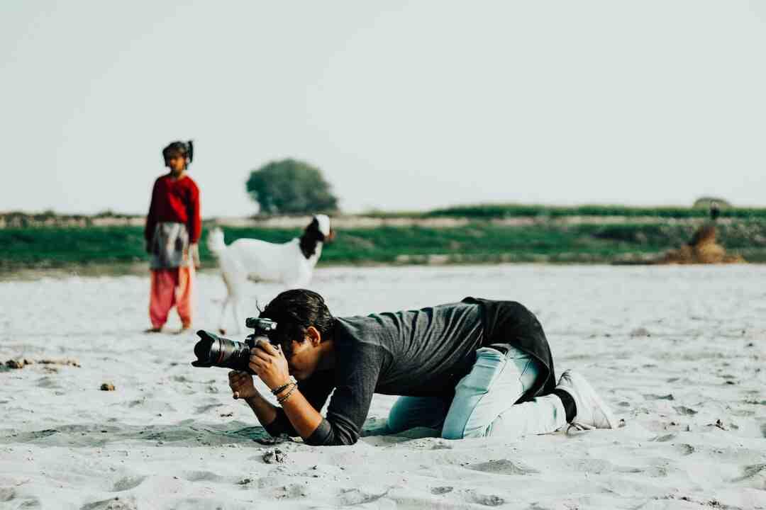 Quel est le salaire moyen d'un photographe ?