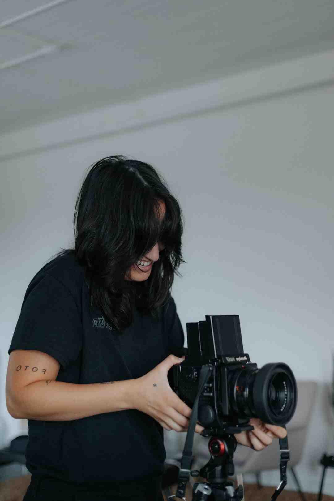Quelle formation pour devenir photographe professionnel ?